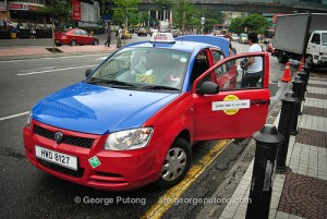Kuala Lumpur Taxi to have new image