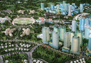 Iskandar Malaysia shapes its own smart city